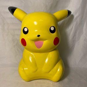 Pikachu ceramic piggy bank